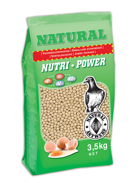 نترابور – Naturi Power